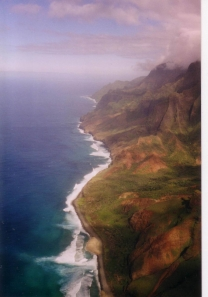 Napali Coast - Hawaii